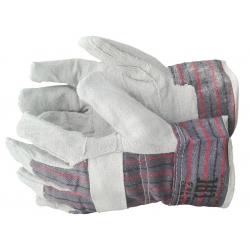 Перчатки спилковые...