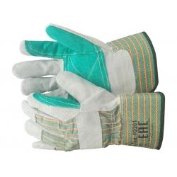 Перчатки спилковые,...