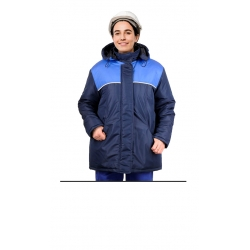 Куртка утепл. женская
